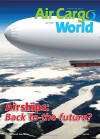 """Air Cargo World """"Top 25 Worldwide Freight Forwarders"""" July 2011"""